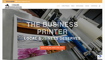3 Palms Now - Printing Services