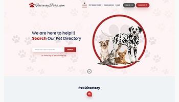 Fairway Pets Local Pet Finder